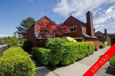 Tsawwassen Central Townhouse for sale:  2 bedroom 1,346 sq.ft. (Listed 2020-05-21)